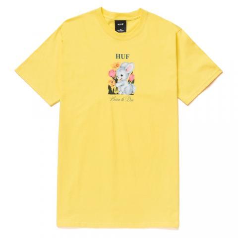 Huf Born To Die - yellow Größe: M Gelb: yellow M | yellow