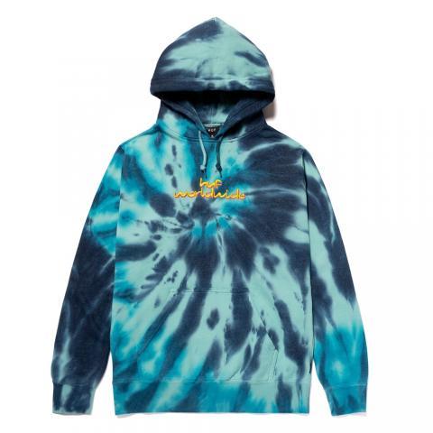 Huf Chemistry - navy blazer Größe: M Blau: navyblazer M | navyblazer