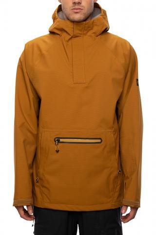 686 GLCR Pike Hoody - golden brown Größe: S Farbe: goldenbrow S   goldenbrow