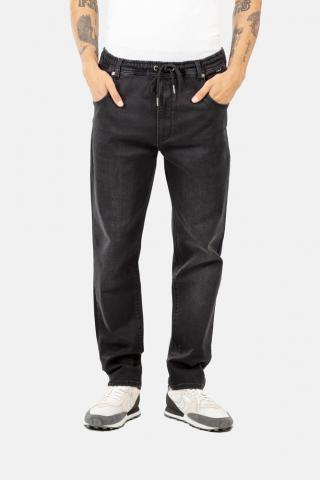 Reell Jogger Jeans - black faded Größe: M Schwarz: blackfaded M | blackfaded