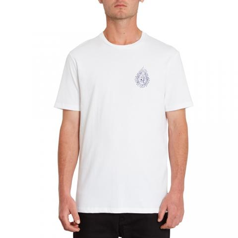 Volcom Coral Morph - white Größe: L Weiss: white L | white