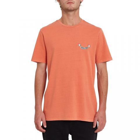 Volcom Gasp High - burnt orange Größe: S Orange: burntochre S | burntochre