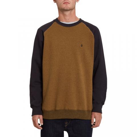 Volcom Homak - golden brown Größe: S Braun: goldenbrow S   goldenbrow