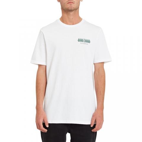 Volcom Trouper - white Größe: S Weiss: white S | white