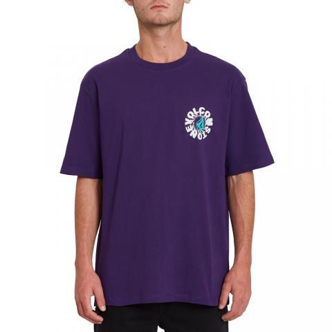 Volcom Nausea - violet indigo Größe: S Violett: violetindi S   violetindi