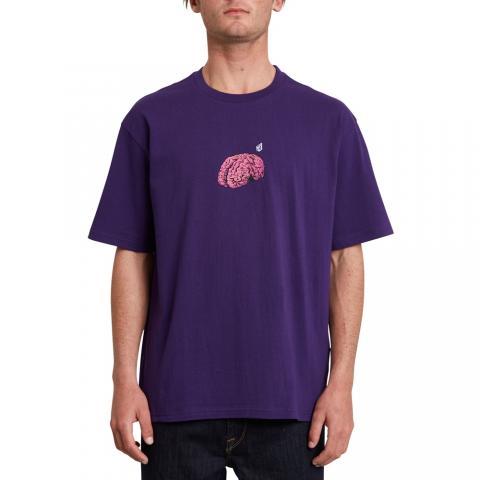 Volcom Mindbottle - violet indigo Größe: S Farbe: violetindi S | violetindi