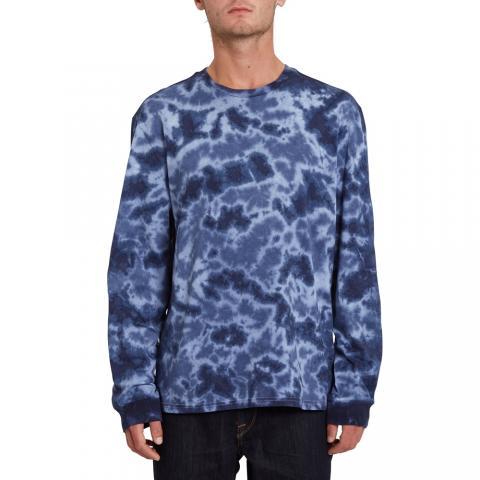 Volcom Iconic Stone Tie Dye - multi Größe: S Blau: multi S | multi