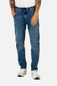 Reell Jogger Jeans - mid blue 3 Größe: S Farbe: midblue3 S | midblue3
