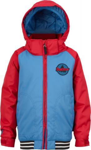 BURTON Mini Game Day Jacket Größe: S Farbe: GlacierBl S | GlacierBl