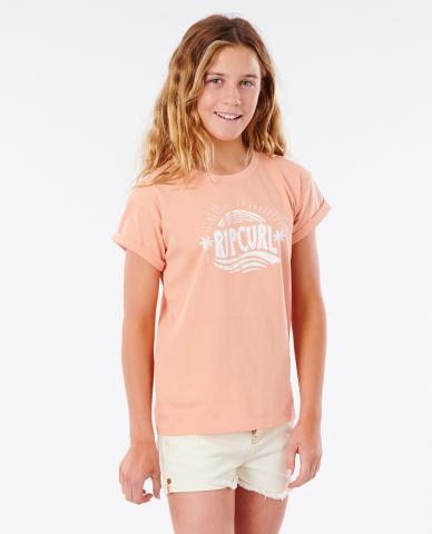 Rip Curl Sunny Day Girl - peach Größe: 116_S Pink: peach 116_S | peach
