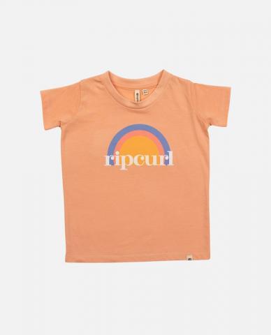 Rip Curl Golden Sun Girl - peach Größe: 98_XXXS Pink: peach 98_XXXS   peach