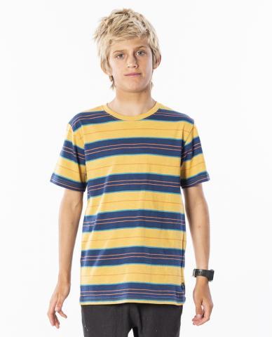 Rip Curl Baja Stripe - mustard Größe: 116_S Gelb: mustard 116_S | mustard