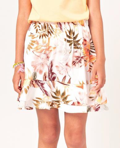 Rip Curl Tallows Skirt Girl - white Größe: 116_S Farbe: white 116_S | white
