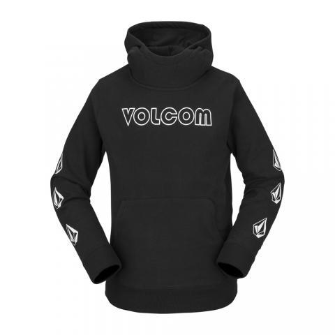Volcom Hotlapper - black Größe: 140_M Schwarz: black 140_M | black