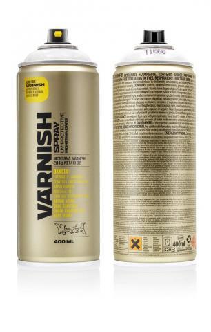 Montana Varnish Klarlack 400ml - T1000 - Gloss Farbe: gloss gloss