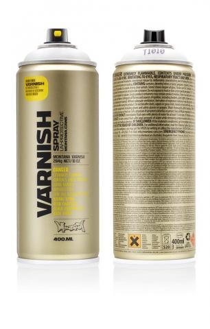 Montana Varnish - Klarlack - T1010 - matte - matt Farbe: matte matte