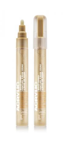 Montana ACRYLIC  Marker 2mm Fine - 8020 Sahara Beige Farbe: Sahara Bei Breite: 2mm Sahara Bei | 2mm