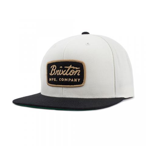 Brixton Jolt - off white black Größe: Onesize Farbe: OffWhrBlk Onesize | OffWhrBlk