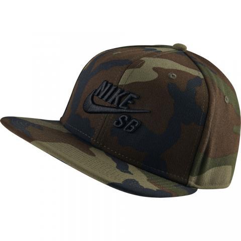 Nike SB Icon Snapback - medium olive Größe: Onesize Farbe: mediumoliv Onesize | mediumoliv