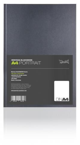 Montana Blackbook A4 Hochformat Größe: DINA4 DINA4