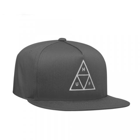 Huf Essentials Trible Triangle - charcoal Größe: Onesize Farbe: charcoal Onesize | charcoal
