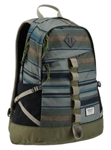 Burton Shackford Pack - tusk stripe print Größe: 24L Farbe: tuskstripe 24L   tuskstripe