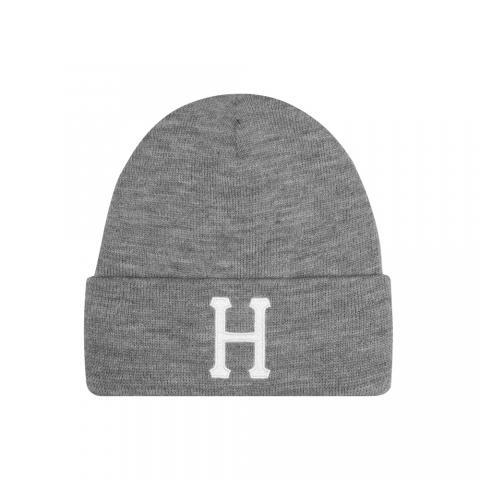 Huf Classic H - grey heather Größe: Onesize Farbe: greyheathe Onesize | greyheathe