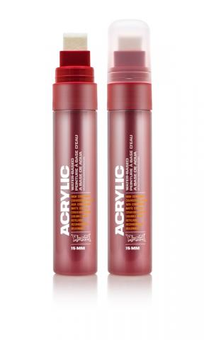 Montana ACRYLIC  Marker 15mm Standard – S3020 Shock KENT Blood Red Rot: Shock Kent Breite: 15mm Shock Kent | 15mm