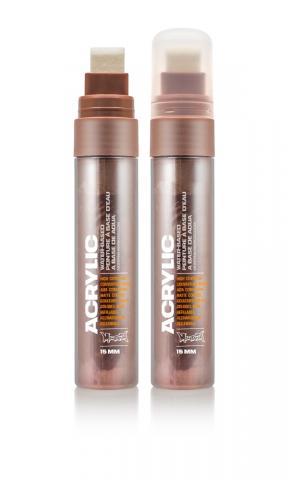 Montana ACRYLIC  Marker 15mm Standard - M2000 Copperchrome Farbe: Copperchro Breite: 15mm Copperchro | 15mm