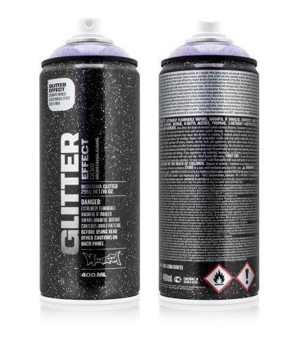Montana Glitter 400ml - EGC AME - Amethyst Farbe: Amethyst Amethyst