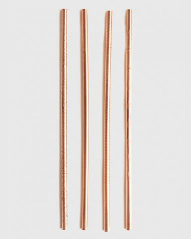 United By Blue Adventure Copper Straw Set - copper Größe: Onesize Kupfer: copper Onesize | copper