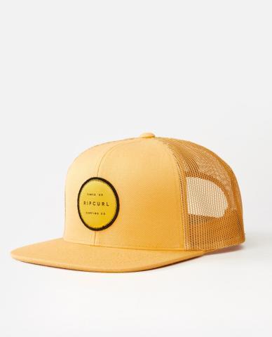 Rip Curl Routine Trucker - mustard Größe: Onesize Gelb: mustard Onesize | mustard