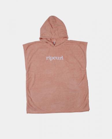 Rip Curl Girls Hooded Towel Mini - peach Größe: Onesize Farbe: peach Onesize | peach