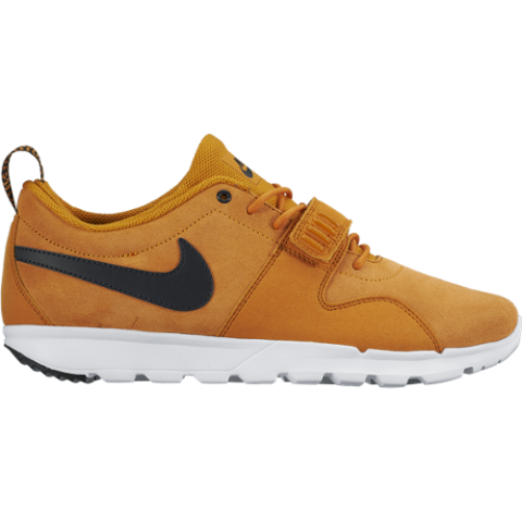 Nike SB Trainerendor Leather - sunset Größe: 9 Farbe: SUNSET/DRK 9 | SUNSET/DRK