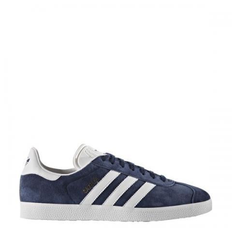 Adidas Gazelle Sneaker - collegiate navy/white Größe: 11½ Farbe: CoNavyWht 11½ | CoNavyWht