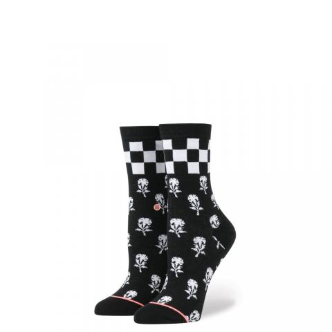 Stance Check It Anklet Größe: S Farbe: Black S | Black