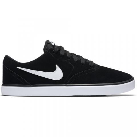 Nike SB Check Solarsoft - black Größe: 4 4