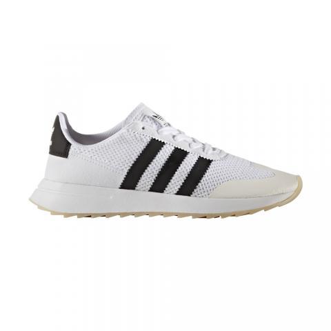 Adidas Flashback - white Größe: 5½ Farbe: FtwWhite 5½ | FtwWhite