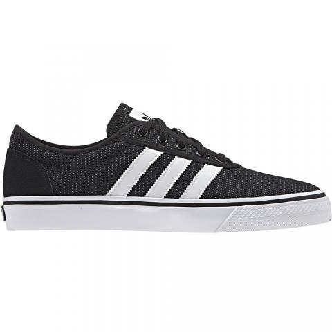 Adidas Adi-Ease - core black Größe: 7½ Farbe: CoreBlkWht 7½ | CoreBlkWht