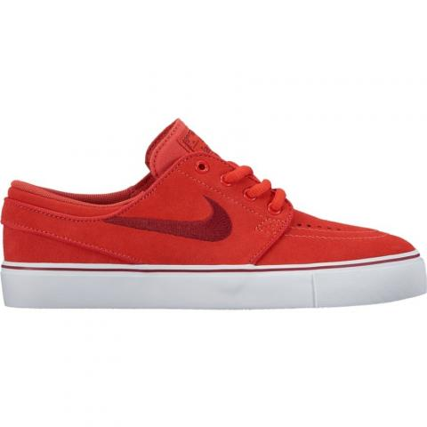 Nike SB Stefan Janoski (GS) - red Größe: 4 Farbe: TrckRed 4   TrckRed