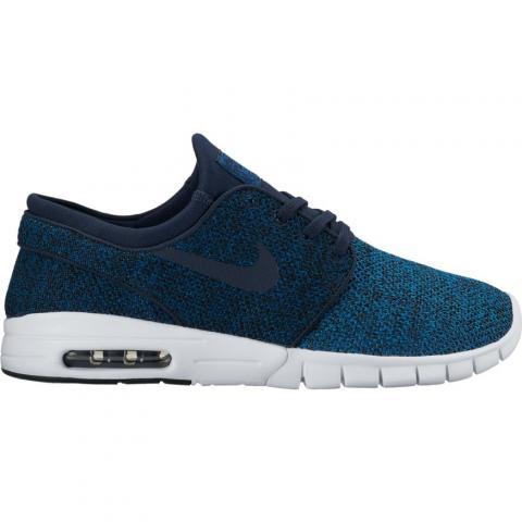Nike SB Stefan Janoski Max - blue Größe: 4 Farbe: IndustrBl 4 | IndustrBl