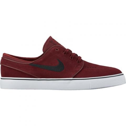 Nike SB Stefan Janoski - dark red Größe: 7½ Farbe: DkTeamRed 7½ | DkTeamRed