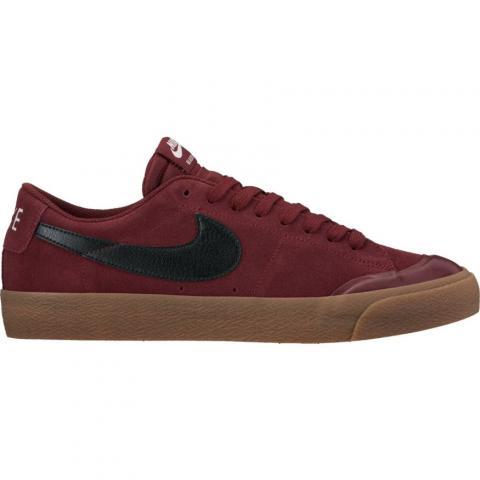 Nike SB Blazer Zoom Low XT - dark red Größe: 8½ Farbe: DkTeamRed 8½ | DkTeamRed