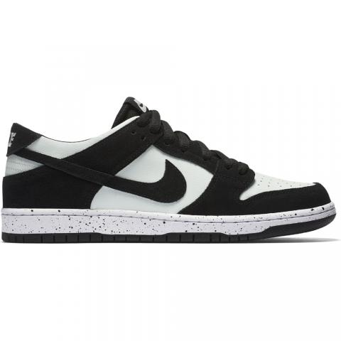 Nike SB Dunk Low Pro SB - black/barley green Größe: 10½ Farbe: BlackBlack 10½ | BlackBlack