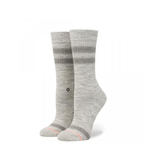 Stance wms Socke Uncommon Solids Classic grey Größe: S Farbe: Grey S   Grey