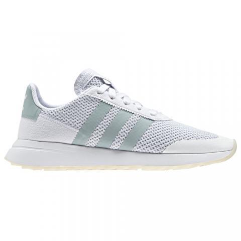 Adidas FLB W - ftw white Größe: 5½ Farbe: FTWWht 5½ | FTWWht