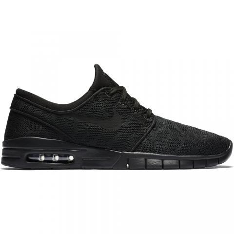 Nike SB Stefan Janoski Max - black Größe: 6½ Farbe: blackblack 6½ | blackblack