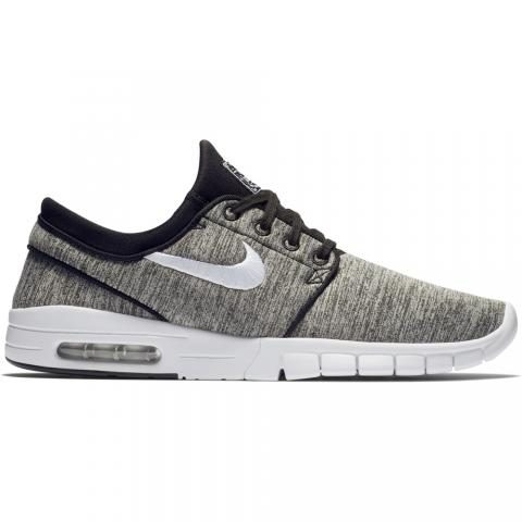 Nike SB Stefan Janoski Max - black white Größe: 6½ Farbe: blackwhite 6½ | blackwhite