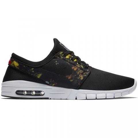 Nike SB Stefan Janoski Max - black multi Größe: 6½ Farbe: blackmulti 6½ | blackmulti