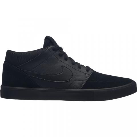 Nike SB Portmore II Mid - black Größe: 6½ Farbe: black 6½ | black